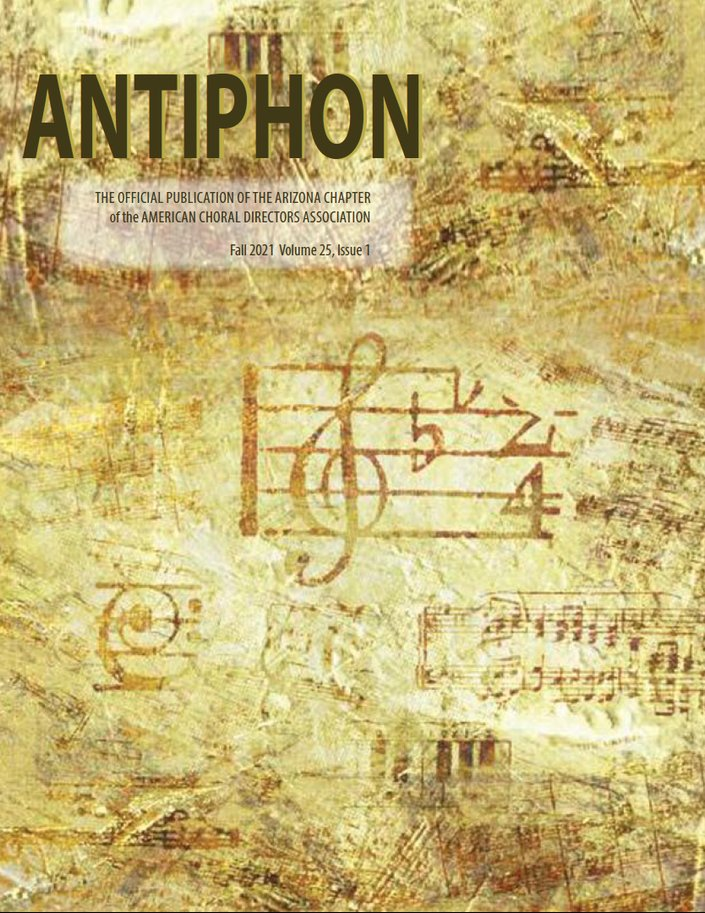 Fall 2021 Antiphon