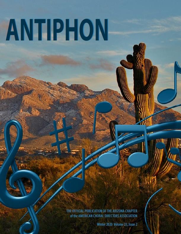 Winter 2020 Antiphon