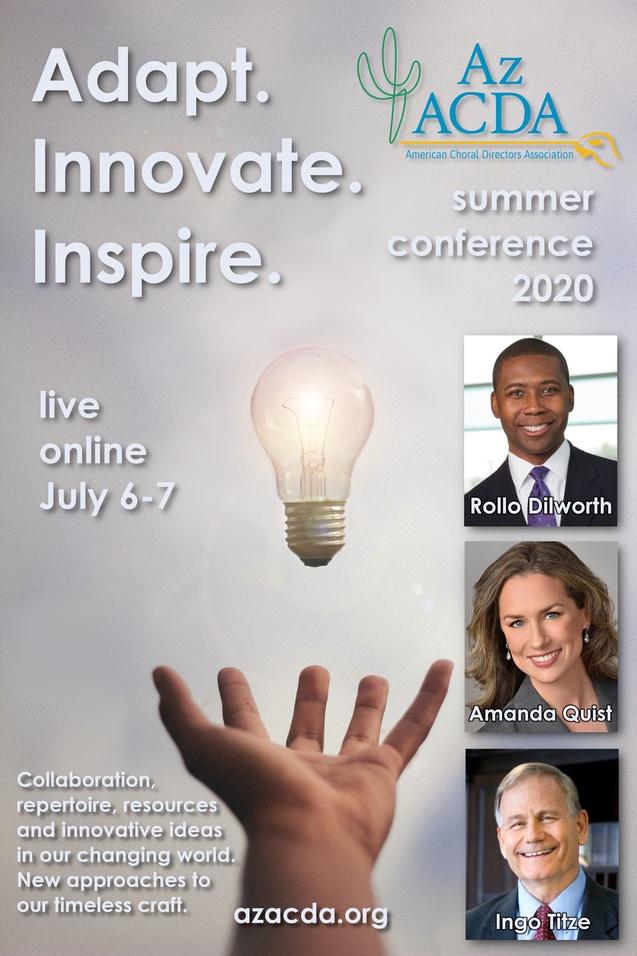 AzACDA 2020 Summer Conference graphic